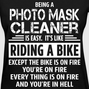 Photo Mask Cleaner - Women's T-Shirt