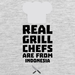 Real Grill Chefs are from Indonesia Sz24t Sportswear - Men's Premium Tank