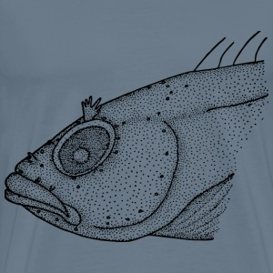 Gross Fish Face - Men's Premium T-Shirt