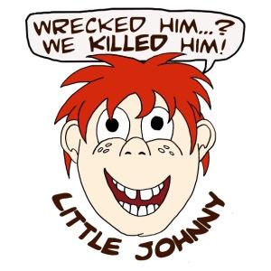 little johnny rectum