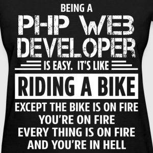 PHP Web Developer - Women's T-Shirt