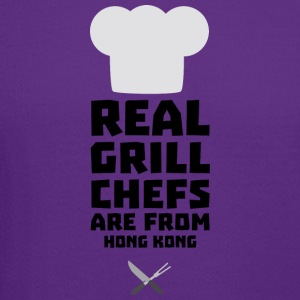 Real Grill Chefs are from Hong Kong S6vr3 Long Sleeve Shirts - Crewneck Sweatshirt