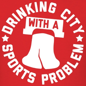 Drinking City With A Sports Problem