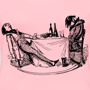 Drunken men - Women's Premium T-Shirt