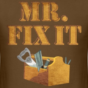 Mr. Fix-It 2 T-Shirts - Men's T-Shirt