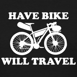 have bike will travel T-Shirts - Women's T-Shirt