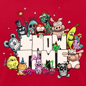 showtime T-Shirts - Men's T-Shirt by American Apparel