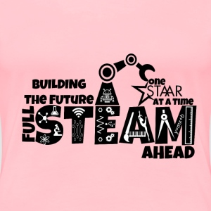 Full Steam - Women's Premium T-Shirt