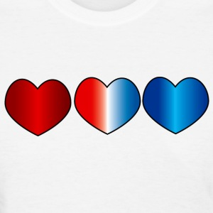 Love USA - Women's T-Shirt