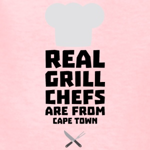 Real Grill Chefs are from Cape Town Sp68p Kids' Shirts - Kids' T-Shirt