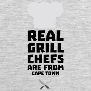 Real Grill Chefs are from Cape Town Sp68p Sportswear - Men's Premium Tank