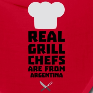 Real Grill Chefs are from Argentina S1251 Caps - Bandana