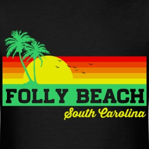Folly Beach T-Shirts - Men's T-Shirt