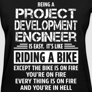 Project Development Engineer - Women's T-Shirt