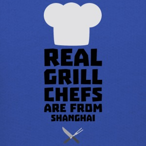 Real Grill Chefs are from Shanghai Sf0mg Sweatshirts - Kids' Premium Hoodie