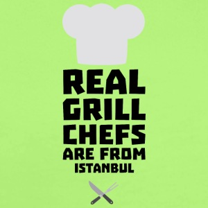Real Grill Chefs are from Istanbul Sr91i Baby Bodysuits - Short Sleeve Baby Bodysuit