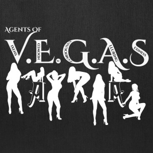 Sexy Agents Of VEGAS Tote Bag - Tote Bag