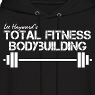 Design ~ Total Fitness Bodybuilding Barbell Hoodie