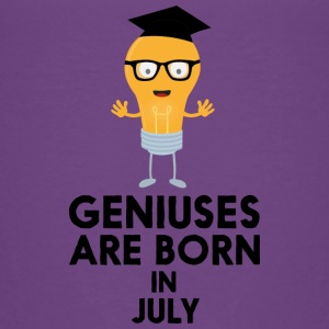 Geniuses are born in JULY Sai0a Baby & Toddler Shirts - Toddler Premium T-Shirt
