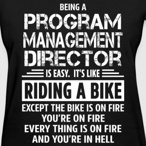 Program Management Director - Women's T-Shirt