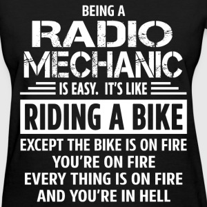 Radio Mechanic - Women's T-Shirt