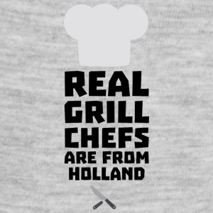 Real Grill Chefs are from Holland S3q61 Baby Bodysuits - Baby Contrast One Piece
