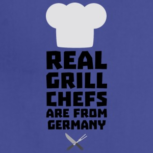 Real Grill Chefs are from Germany S70ij Aprons - Adjustable Apron