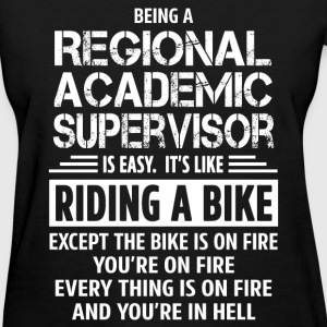 Regional Academic Supervisor - Women's T-Shirt