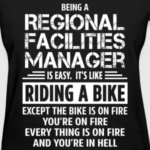 Regional Facilities Manager - Women's T-Shirt