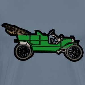 Green 1910 ModelT - Men's Premium T-Shirt