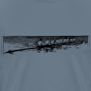 Rowing Team - Men's Premium T-Shirt