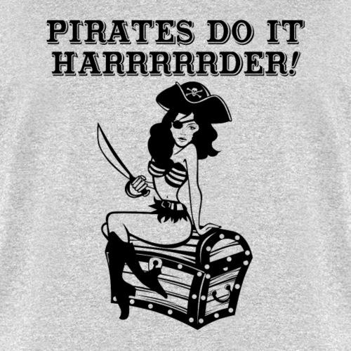 Pirates do it harrrrrder