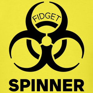 Fidget Spinner 1 T-Shirts - Men's T-Shirt