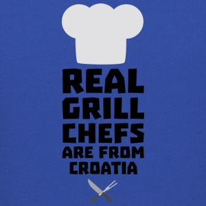 Real Grill Chefs are from Croatia St141 Sweatshirts - Kids' Premium Hoodie