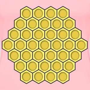 honeycomb - Women's Premium T-Shirt
