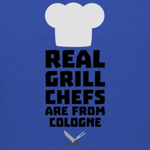 Real Grill Chefs are from Cologne S78il Sweatshirts - Kids' Premium Hoodie