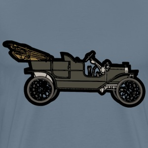 Black 1910 ModelT - Men's Premium T-Shirt