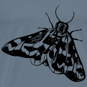 Moth 4 - Men's Premium T-Shirt