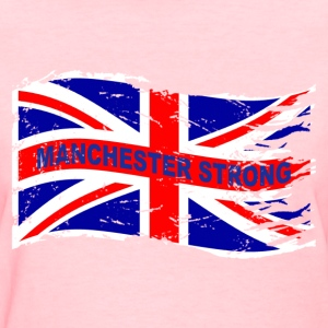 MANCHESTER STRONG WAVE  - Women's T-Shirt