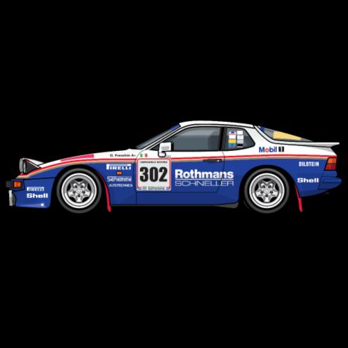 P944 Rally 1983