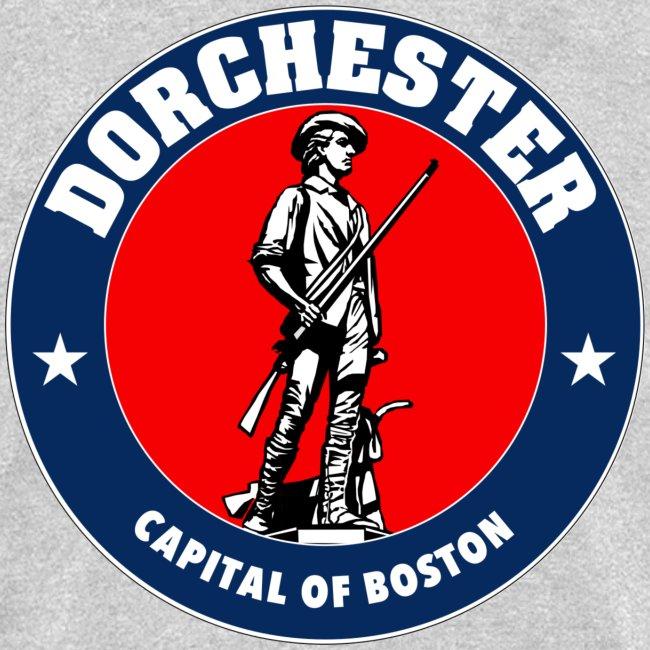 Capital of Boston - Dorchester Minuteman - Kid Tee