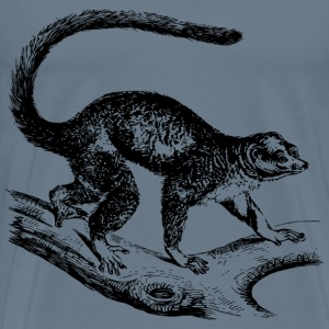Mongoose lemur - Men's Premium T-Shirt