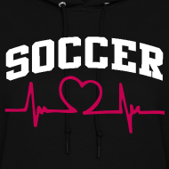 Design ~ Soccer, Heart rate