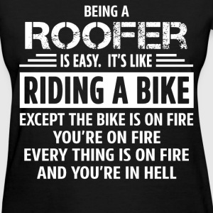 Roofer - Women's T-Shirt