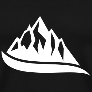 Mountain T-Shirts - Men's Premium T-Shirt