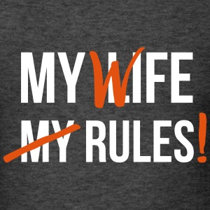 My Life My Rules - Correc T-Shirts - Men's T-Shirt