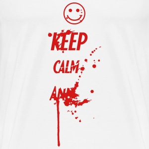 Keep Calm and ... T-Shirts - Men's Premium T-Shirt