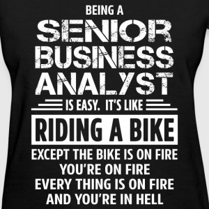 Senior Business Analyst - Women's T-Shirt