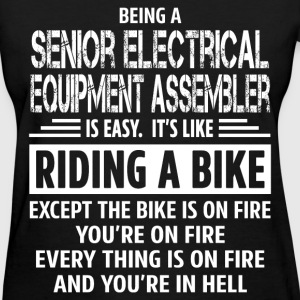 Senior Electrical Equipment Assembler - Women's T-Shirt