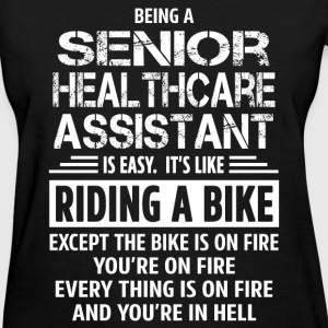 Senior Healthcare Assistant - Women's T-Shirt